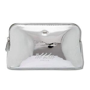 NWT Ted Baker London Lindsay Mirrored Makeup Bag